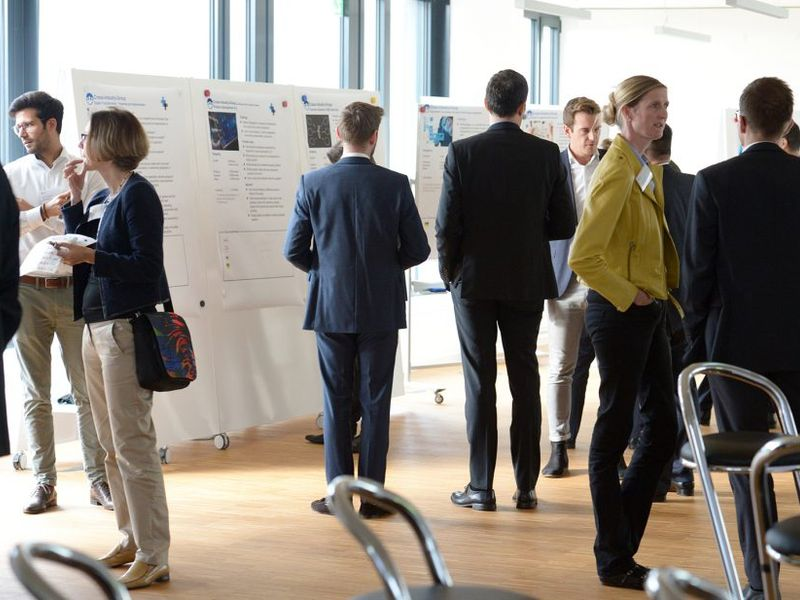 KEX Knowledge Exchange AG und INC Invention Center Networking Event 2018